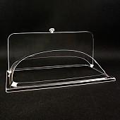 직사각돔커버 넓은쪽 여닫이 2/3 커버 360x335mm