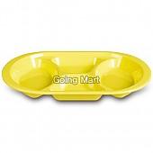 파스텔H4절그릇(노랑)