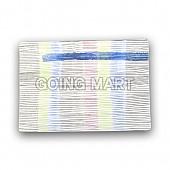 M무지개 돌무늬직사각