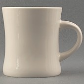 화이트 모던머그컵