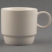 화이트 샤니머그컵 270ml(HE0210)