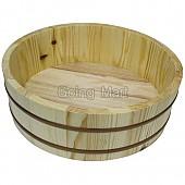 [단종] 원목 초밥 식힘통 2호 420*120mm