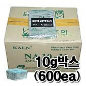 [카엔 정품] 사각고체연료10g박스 (600ea)