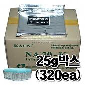 [카엔 정품] 사각고체연료 25g박스 (320ea)