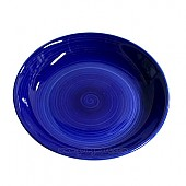 달팽이무늬 컬러쿠프290 (블루)