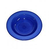 달팽이무늬 컬러쿠프260 (블루)