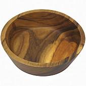 아카시아볼 원목 나무 그릇