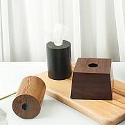 원목 휴지함 냅킨함 나무 플라스틱 휴지통 내프킨