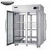 라셀르 45박스 식기 건조기 2-GLASS DOOR LP-1023HD-2G