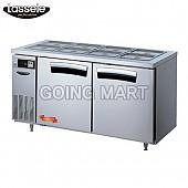 라셀르 5자 반찬 테이블 냉장고 LTB-1523R LTB-1524R