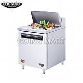 라셀르 샐러드 테이블 냉장고 DY-28SR DY-284SR
