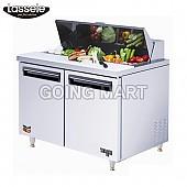 라셀르 샐러드 테이블 냉장고 DY-48SR DY-484SR