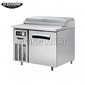 라셀르 3자 피자 토핑 테이블 냉장고 LPT-913R LPT-914R