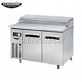 라셀르 4자 피자 토핑 테이블 냉장고 LPT-1223R LPT-1224R