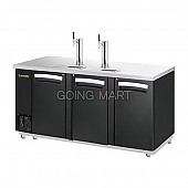 라셀르 LBD-900RB(LBD-904RB) 블랙 바 비어디스펜서(3DOOR)