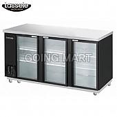 라셀르 블랙 바 테이블 냉장고 LBB-900RG LBB-904RG