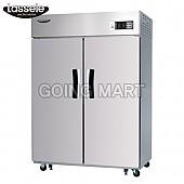 라셀르 LS-1023F(LS-1024F) 장도어 냉동고(2DOOR)