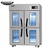 라셀르 LMP-1043DA(LMP-1044DA) 45박스 고기숙성고(4-Glass Door)