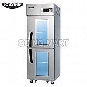 라셀르 25박스 프리미엄 카페형 냉장고 올냉장 LD-623R-2GL LD-624R-2GL