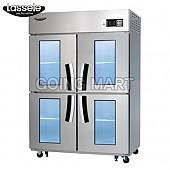라셀르 45박스 프리미엄 카페형 냉장고 올냉장 LD-1143R-4GL LD-1144R-4GL