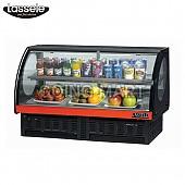 라셀르 라운드형 다목적 냉장고 LOD-1200R