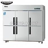라셀르 나린 NRD-650RF(NRD-651RF) 65박스 기본(냉동2칸,냉장4칸)