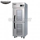 라셀르 유리문 냉장고 올냉장 LD-623R-2G