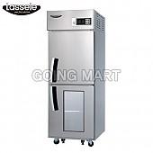 라셀르 유리문 냉장고 냉동고 냉장 냉동 LD-623RF-1G