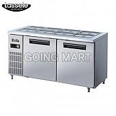 라셀르 나린 5자 반찬 테이블 냉장고 NRB-150R(NRB-151R)