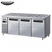 라셀르 나린 6자 반찬 테이블 냉장고 NRB-180R(NRB-181R)
