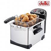 델키 업소용 전기튀김기(DK-205)