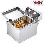 델키 업소용 핫도그튀김기(DK-260)