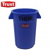 트러스트 THOR® 미니토르 원형 컨테이너(파랑)