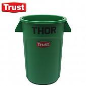 트러스트 THOR® 미니토르 원형 컨테이너(초록)
