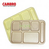 [CAMBRO] Compartment Tray 급식트레이