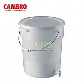캠브로 6갤런(22.7리터) DSPR6 음료디스펜서