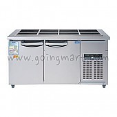 찬밧드1500 WSM-150RB(D6)  냉장 243ℓ