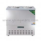 디지털 육수 냉장고 2말 쌍통 냉장 76L WSRM-202