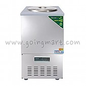 디지털 육수 냉장고 3말 외통 냉장 55L WSRM-301