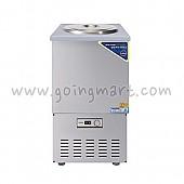스텐 육수 냉장고 2말 외통 냉장 38L WSR-201