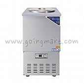 스텐 육수 냉장고 3말 외통 냉장 55L WSR-301