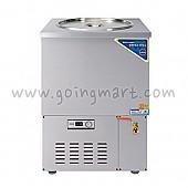 스텐 육수 냉장고 8말 외통 냉장 155L WSR-810