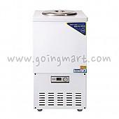 칼라 육수 냉장고 2말 외통 냉장 38L WSR-201