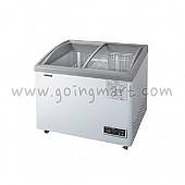 곡면형 냉동 쇼케이스900 GW09F-H