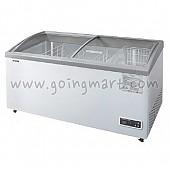 곡면형 냉동 쇼케이스1500 GW15F-H