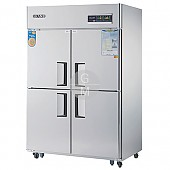 고급형 45박스 간냉식 WSFM-1260DF  냉동실 1039ℓ