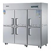 고급형 65박스 직냉식 CWSM-1900RF 냉동실 509ℓ 냉장실 1057ℓ