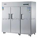 고급형 65박스 직냉식 CWSM-1900RF(3D) 냉동실 509ℓ 냉장실 1057ℓ