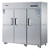 고급형 65박스 직냉식 CWSM-1900DR(3D) 냉장실 1683ℓ