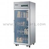 고급형 직냉식 냉장고 글라스 도어 냉장 580L CWSM-740R(1G)